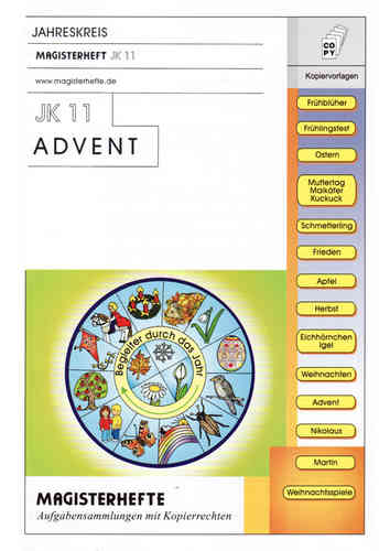 JK11 Advent