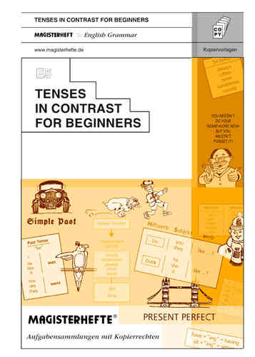 E5 Tenses in Contrast for Beginners