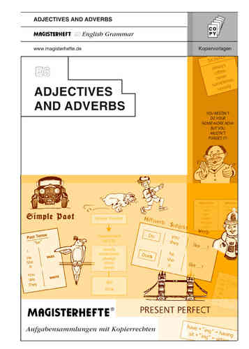 E6 Adverbs ans Adjectives