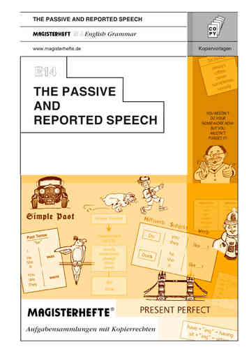 E14 The Passive and reported Speech